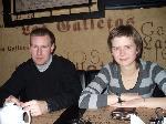 Костя Сомов и Света Макарова
