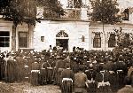 Николай II в Сарове