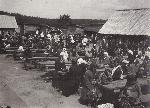 Столовая близ монастыря. Саров, 1903