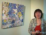 о художниках рассказывает директор галереи Ольга Ватулина