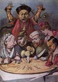 1890е годы - ведущие державы мира делили Китай на вкусные куски