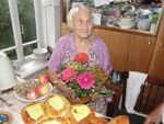 моя клевая бабушка с пирогами