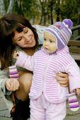 Ирина Шадиева с дочкой Мариной