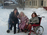 Маша и Наташа не прижились в доме для престарелых