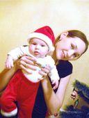 Мама Аннета и сынок Сева