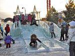 В Тюмени снежный городок обошелся бюджету в 8 млн руб