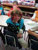 День прически в младшей школе