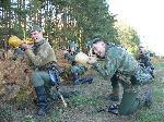 Немцы идут в атаку