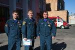 Ю.Поповичев, П.Лисин, А.Захаров