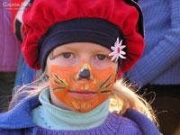 у детей особо популярны маски животных